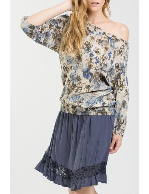 NUNA LIE | Женская Многоцветная Блузка