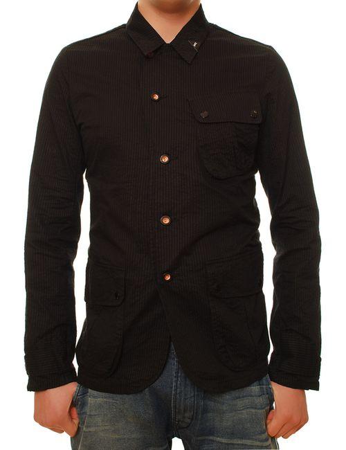 Denham | Мужская Черный Рубашка