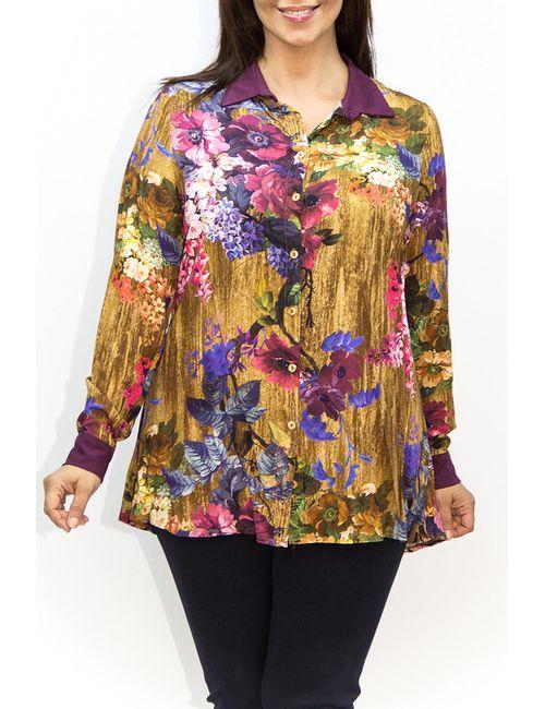 Exline | Женская Многоцветная Блузка
