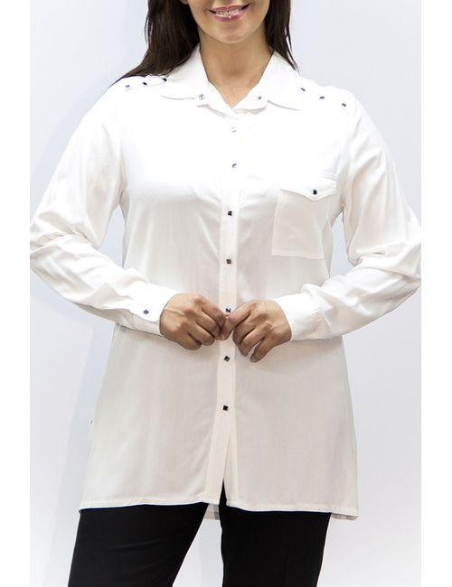 Exline   Женская Белая Блузка