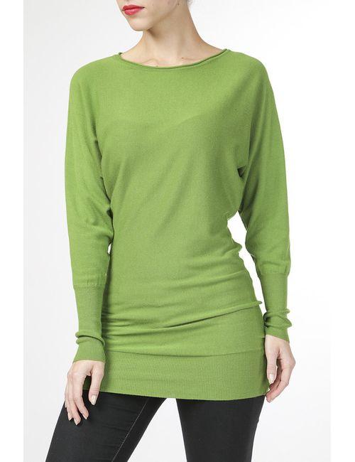 BARBARESI   Женский Зелёный Пуловер