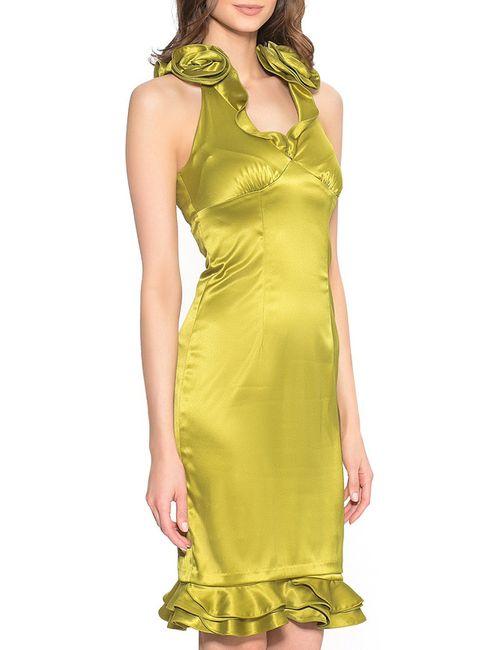 Stella Di Mare | Женское Зелёное Платье