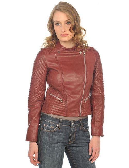 Arturo | Женская Красная Куртка