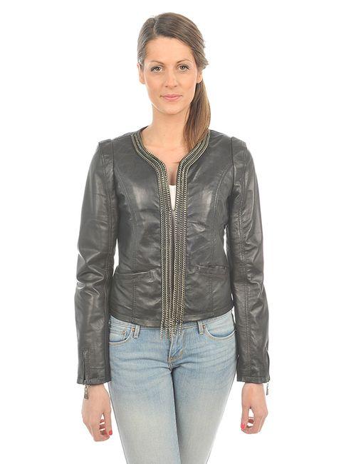 Arturo | Женская Чёрная Куртка
