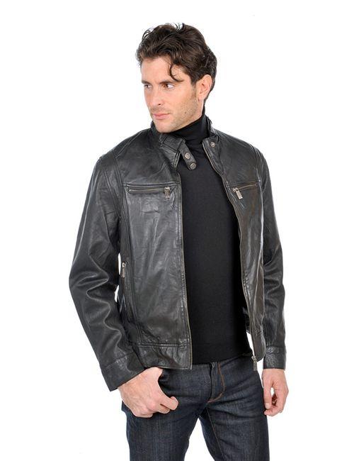 Arturo   Мужская Чёрная Куртка