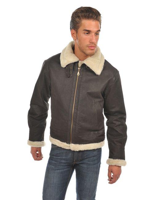Arturo | Мужская Коричневая Куртка