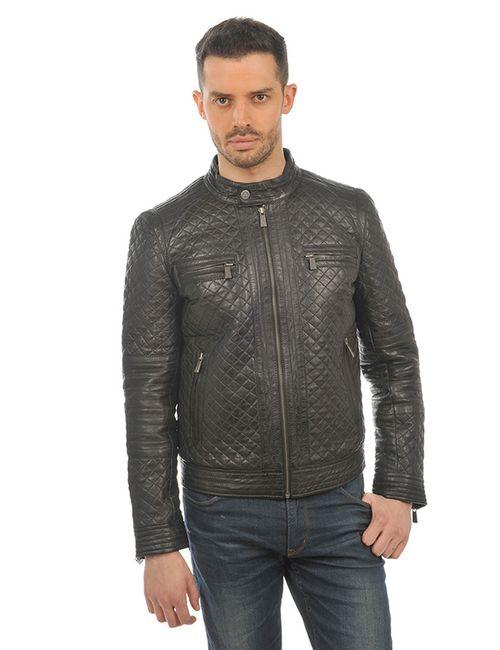 Arturo   Мужская Черный Куртка