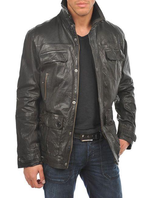 Arturo | Мужская Черный Куртка