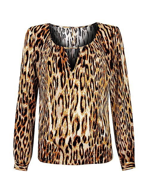 Savage | Женская Многоцветная Блузка