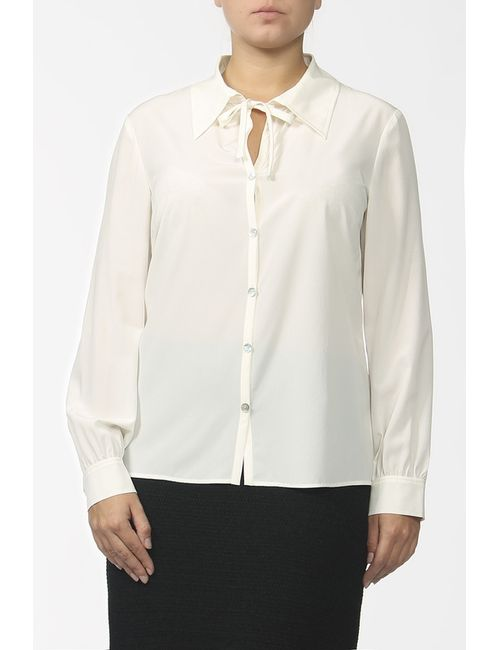 St. John   Женская Белая Блуза