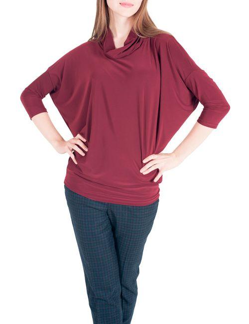 ODEKS-STYLE | Женская Красная Блуза