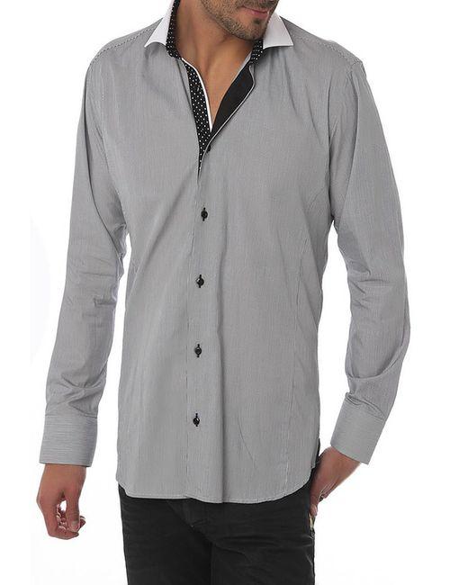 Gazoil | Мужская Серая Рубашка