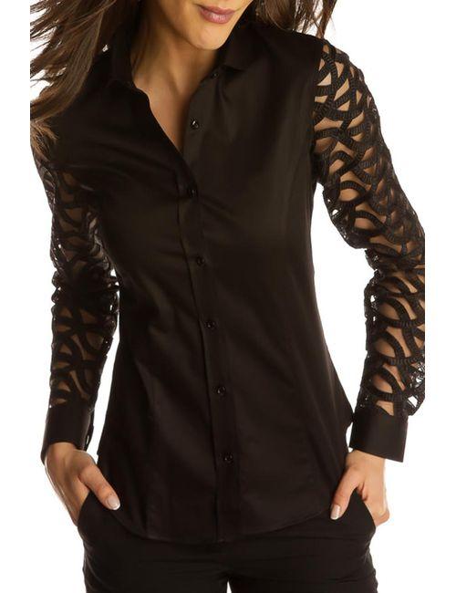 Gazoil | Женская Черный Рубашка