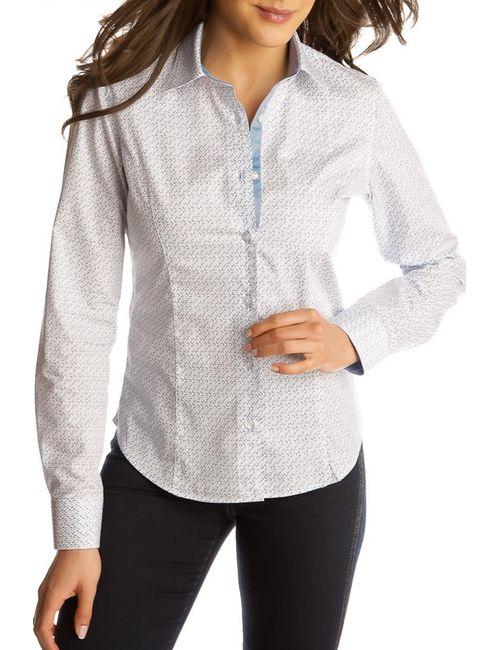 Gazoil | Женская Белая Рубашка