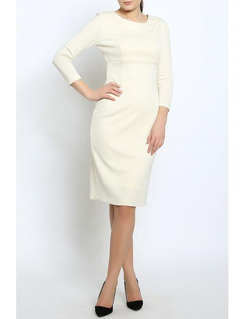 Moda Di Chiara   Женское Белое Платье