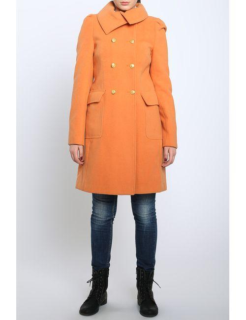 Bellissima | Женское Оранжевое Пальто