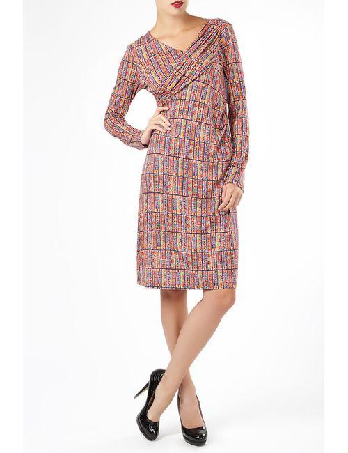 ELLEN EISEMANN   Женское Многоцветное Платье