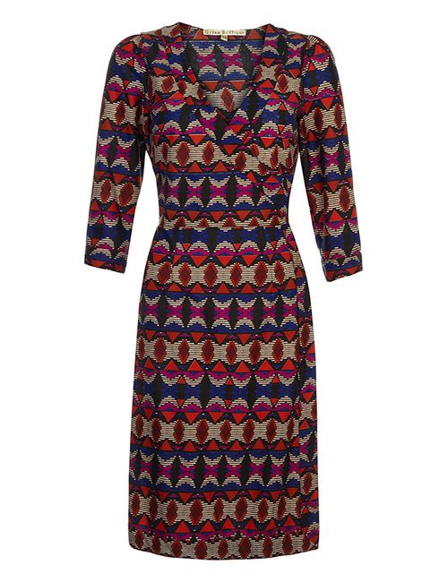 Uttam Boutique | Женское Многоцветное Платье