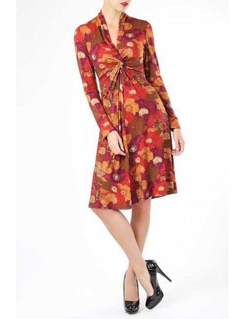 ELLEN EISEMANN | Женское Красное Платье