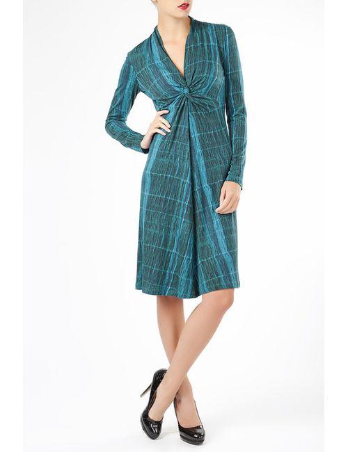 ELLEN EISEMANN | Женское Зелёное Платье