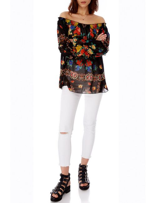 Iska | Женская Многоцветная Блузка