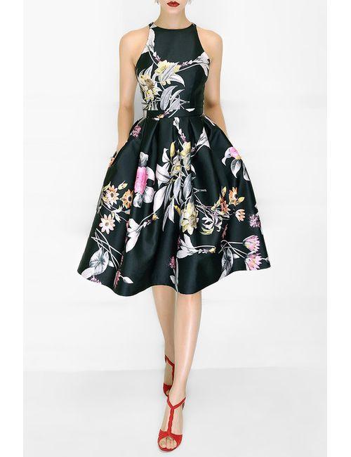 Isabel Garcia   Женское Многоцветное Платье