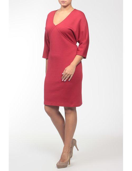 St. John | Женское Красное Платье