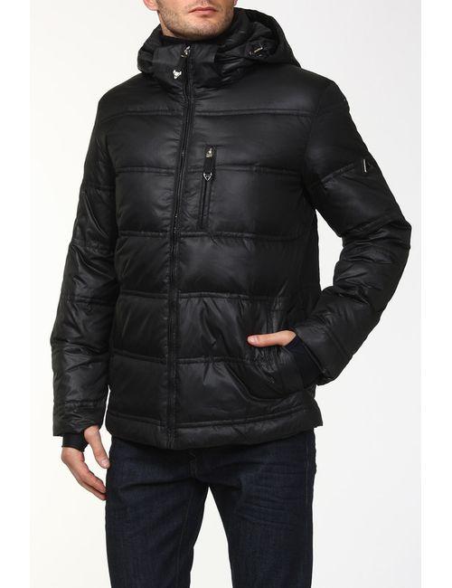 Finn Flare   Мужская Чёрная Куртка