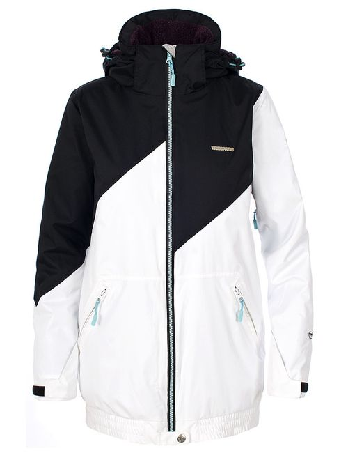 Trespass | Женская Белая Куртка