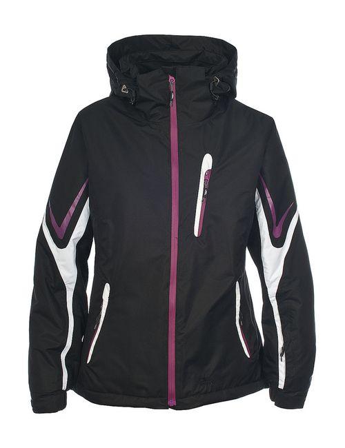 Trespass | Женская Чёрная Куртка