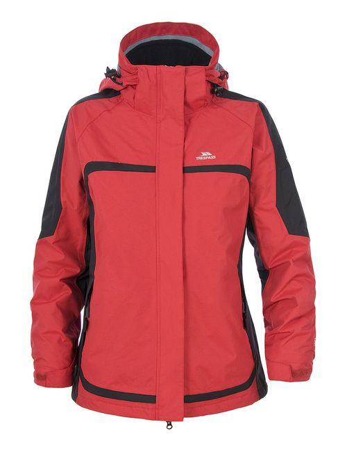 Trespass   Женская Красная Куртка