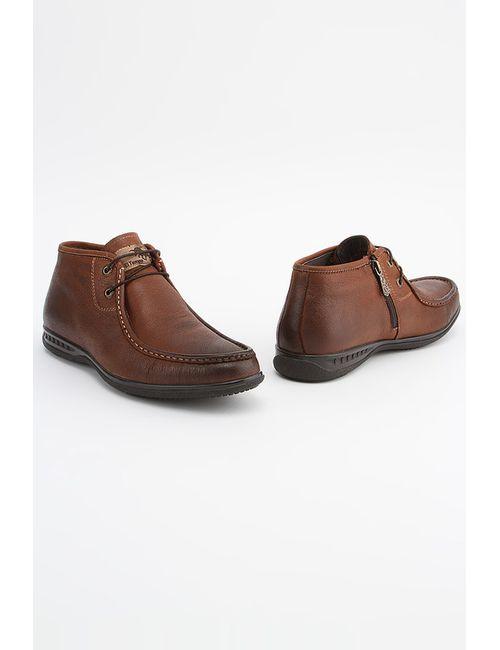 El Tempo   Мужские Коричневые Ботинки