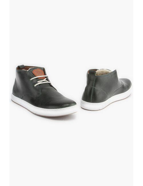 El Tempo | Мужские Зелёные Ботинки