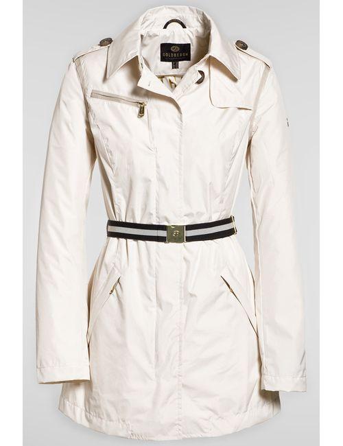 Goldbergh | Женское Белое Пальто