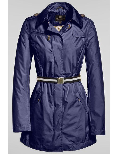 Goldbergh | Женское Синее Пальто