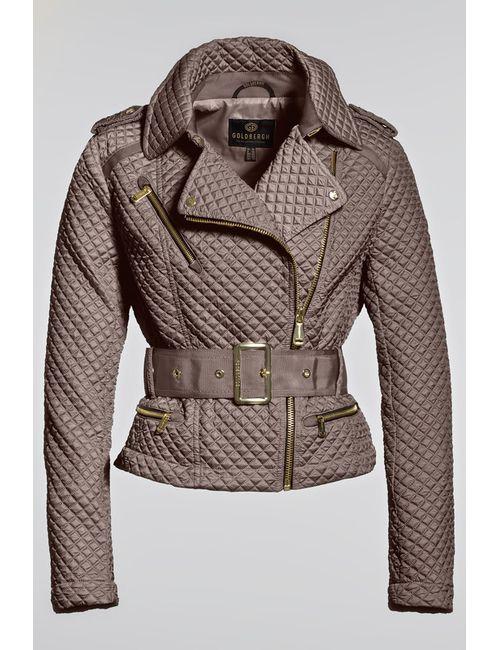 Goldbergh | Женская Коричневая Куртка