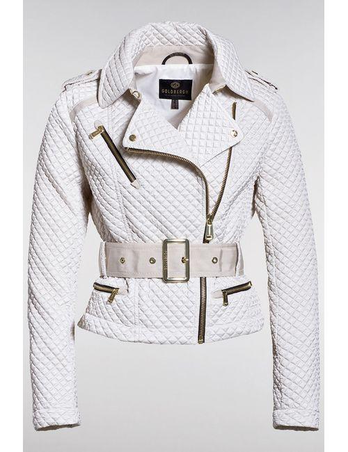Goldbergh | Женская Белая Куртка