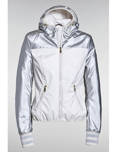 Goldbergh   Женская Серебряная Куртка