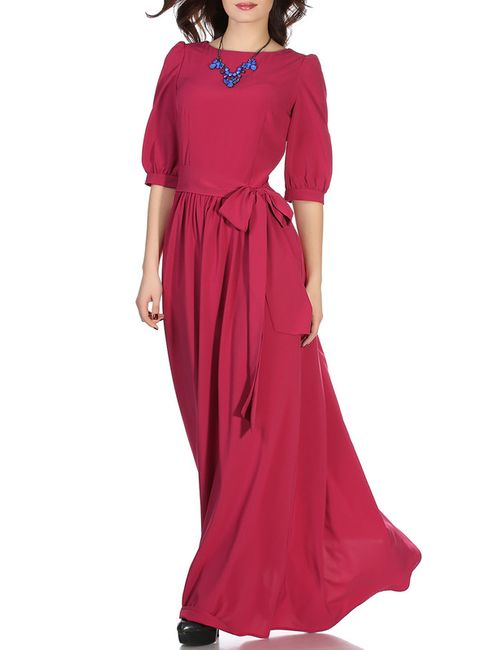 Olivegrey | Женское Розовое Платье