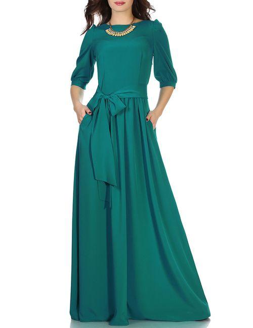 Olivegrey | Женское Голубой Платье