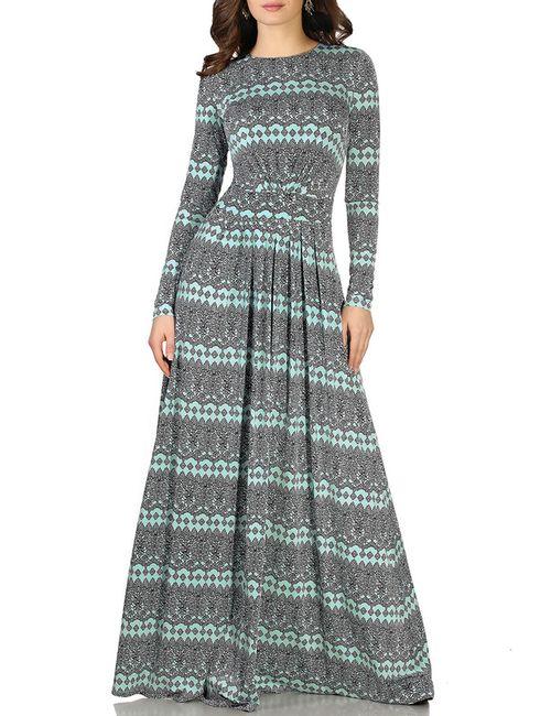 Olivegrey   Женское Коричневое Платье