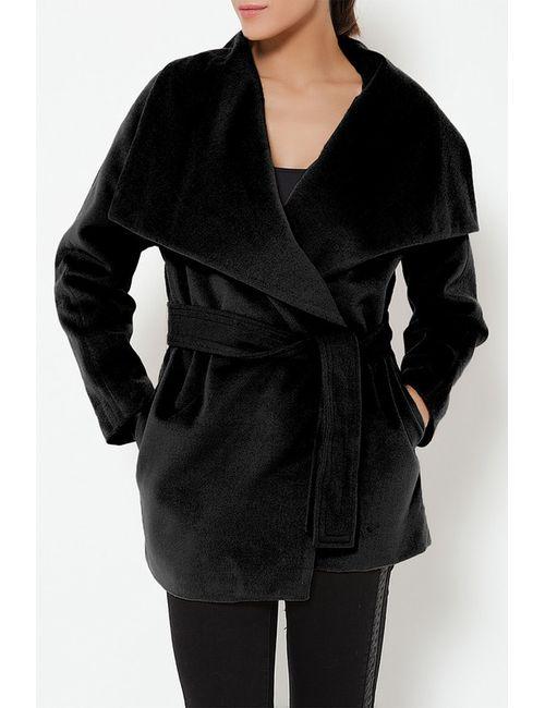 Tantra | Женское Чёрное Пальто