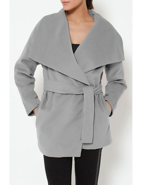 Tantra | Женское Серое Пальто