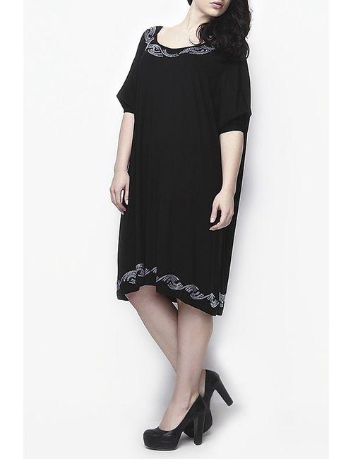 Moda di Lorenza | Женское Чёрное Платье