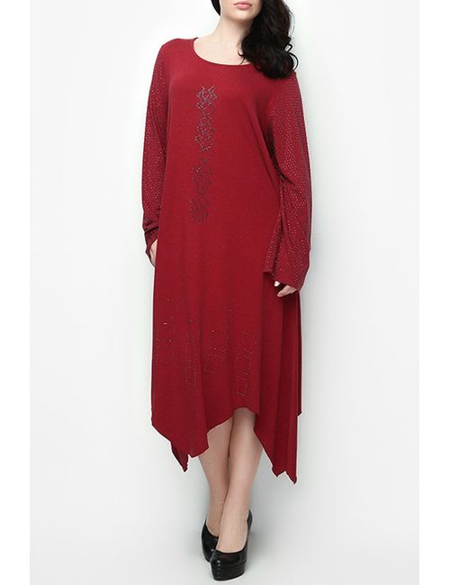 Moda di Lorenza | Женское Красное Платье