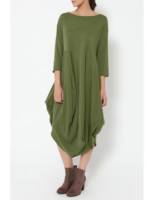 Tantra | Женское Зелёное Платье
