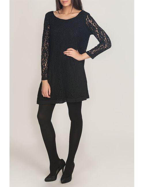 Tantra | Женское Чёрное Платье