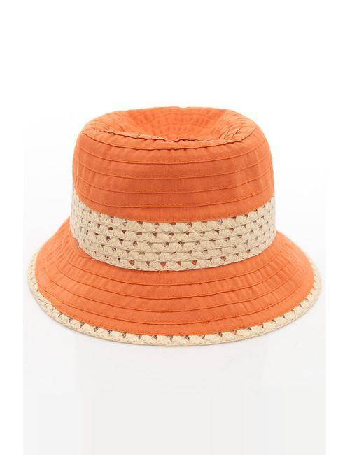 Tantra | Женская Оранжевая Шляпа