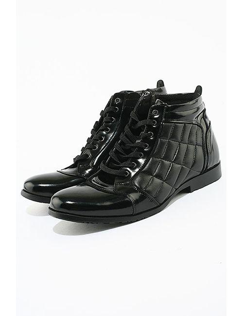 Etor | Мужские Чёрные Ботинки