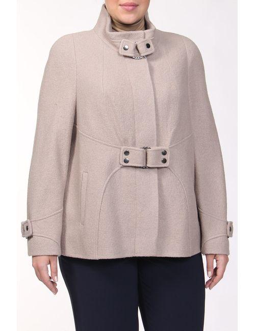 Амулет | Женское Коричневое Пальто